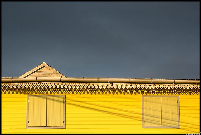 Ti'case jaune