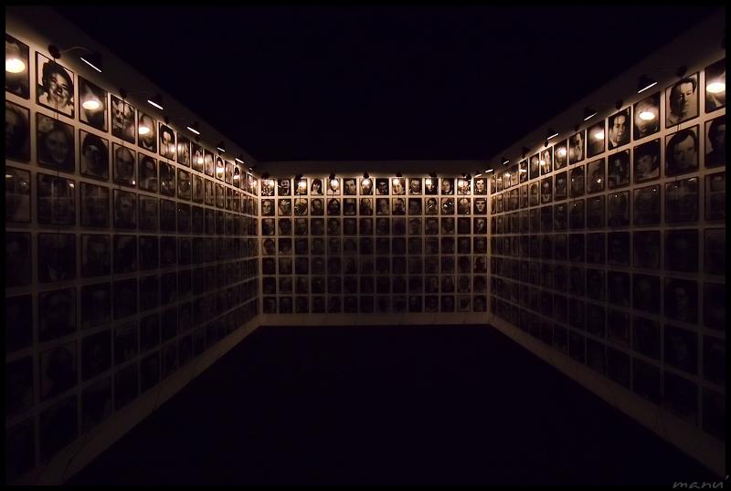 364 Suisses morts, 1990. Œuvre de Christian Boltanski. Musée Collection Berardo d'art moderne et contemporain de Belèm (Lisbonne, Portugal).