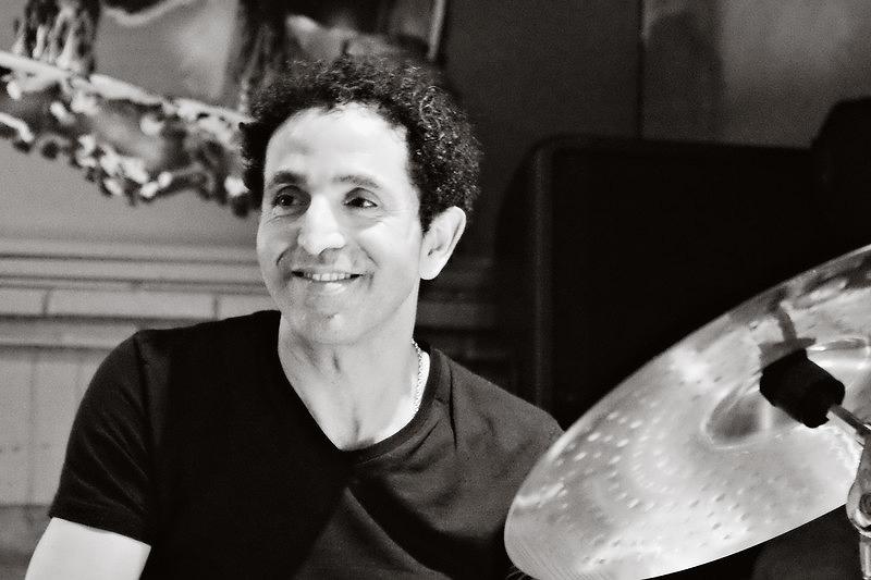 Alyss, batteur et organisateur du Jam au Joug