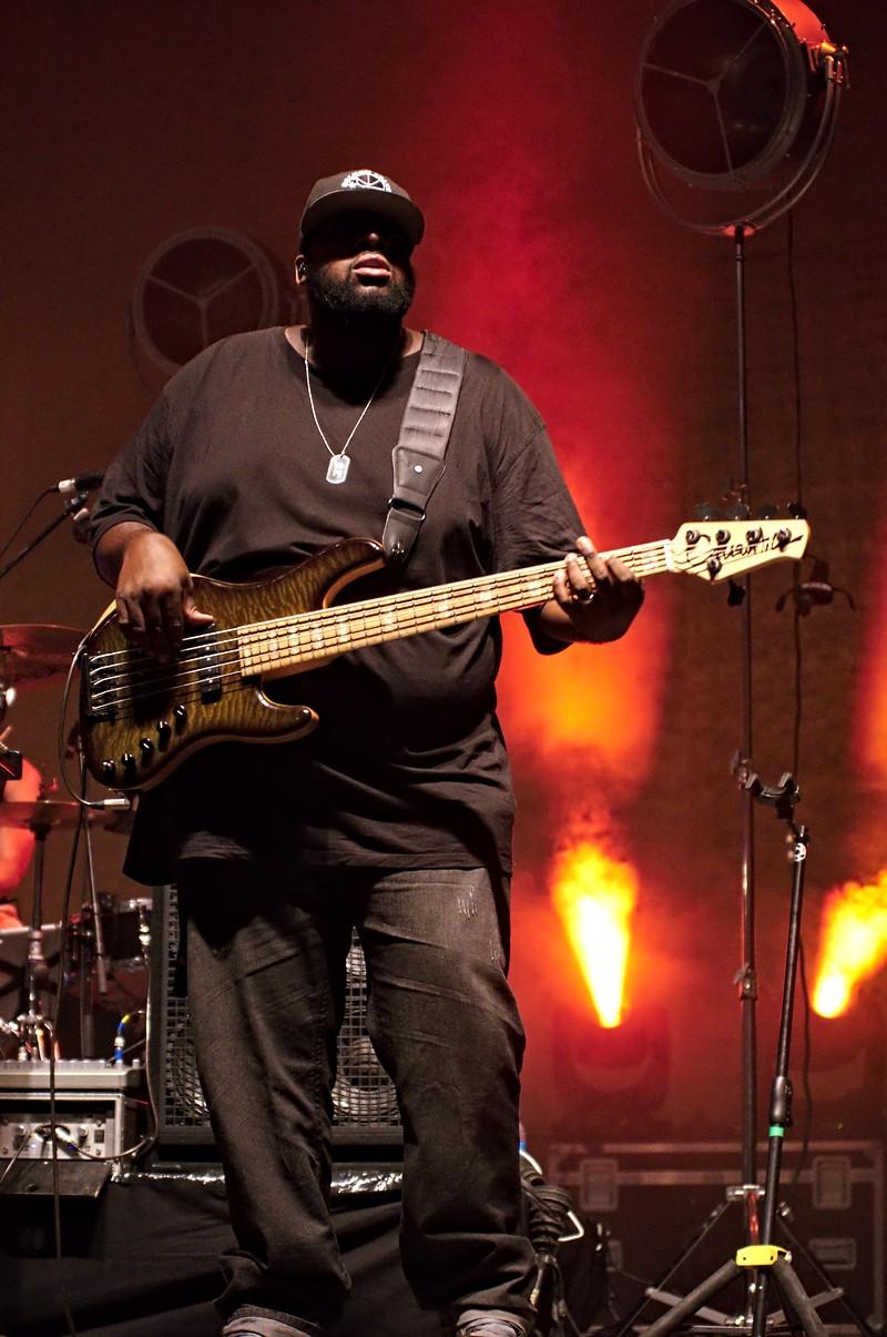 Bassiste de Doc Gyneco
