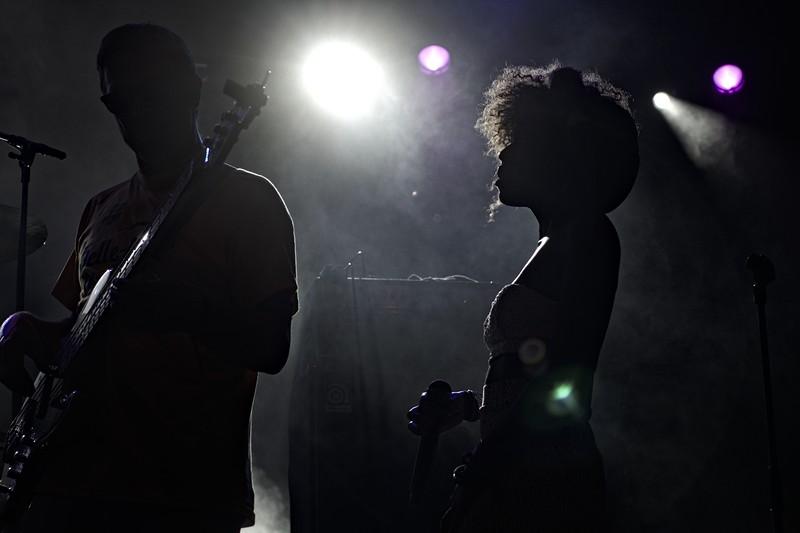 Guts & Live Band