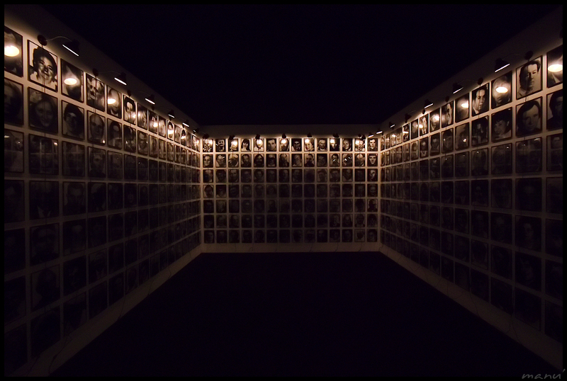 364 Suisses morts, 1990. Œuvre de Christian Boltanski. Musée Collection Berardo d'art moderne et contemporain de Belèm (Lisbonne, Portugal).