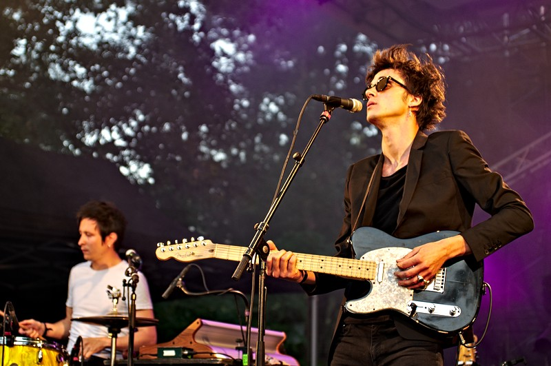 Radio Elvis à Musicalarue 2016 - cc by-sa manu'pintor - août 16