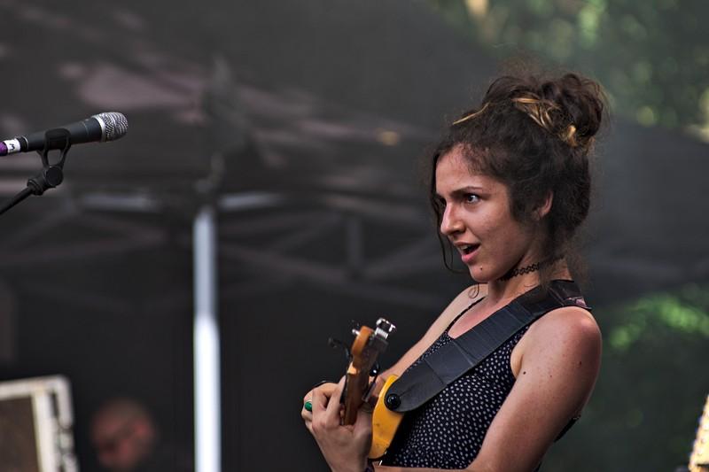Naya à Musicalarue 2016 - cc by-sa manu'pintor - août 16