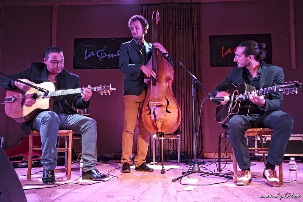 Jazz à La Come – cc by-sa manu'pintor – juillet 2017