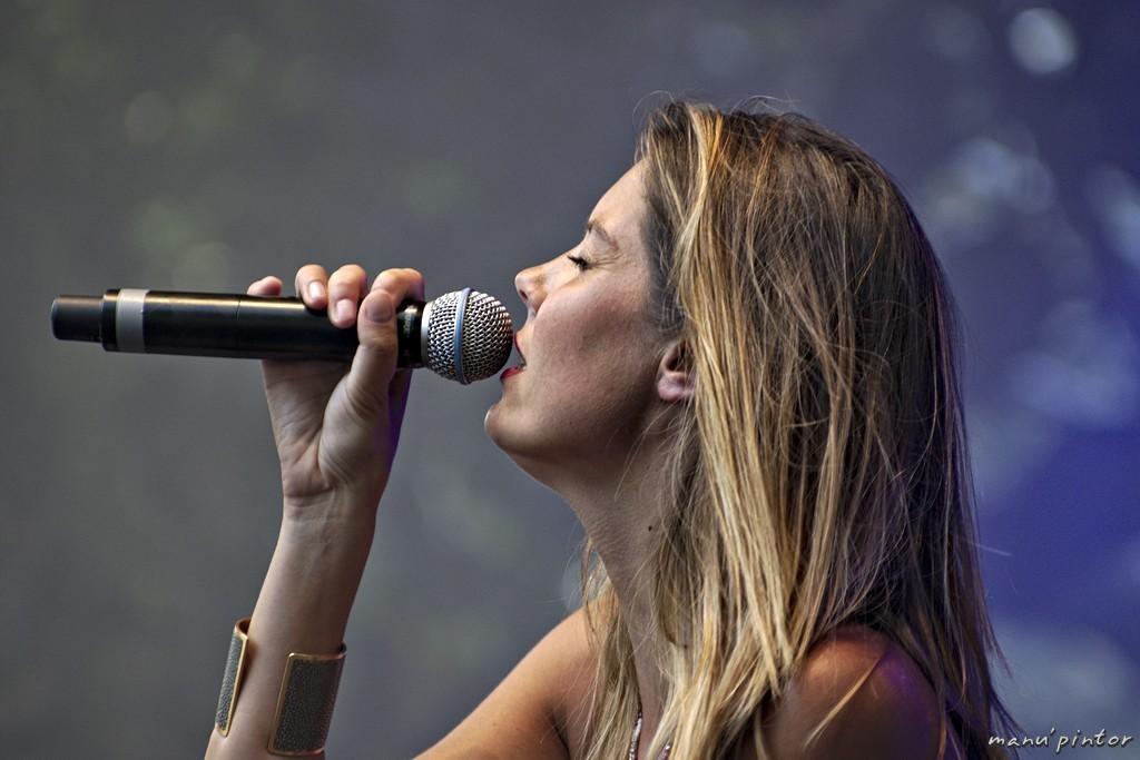 Fanny Leeb à Musicalarue 2017 - cc by-sa manu'pintor - août 17