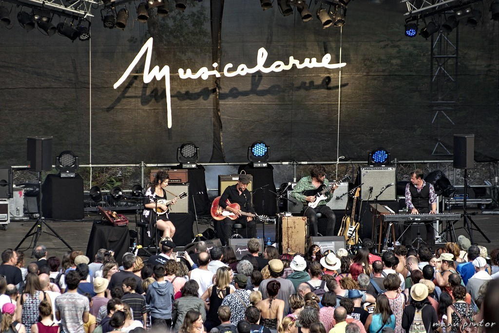 Miossec à Musicalarue 2017 - cc by-sa manu'pintor - août 17