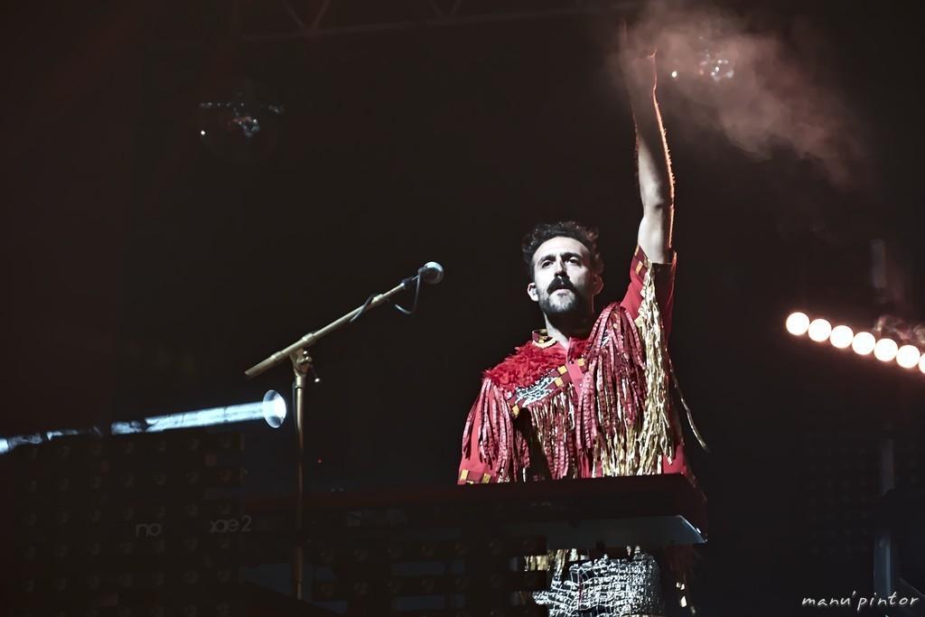 Deluxe à Musicalarue 2017 - cc by-sa manu'pintor - août 17