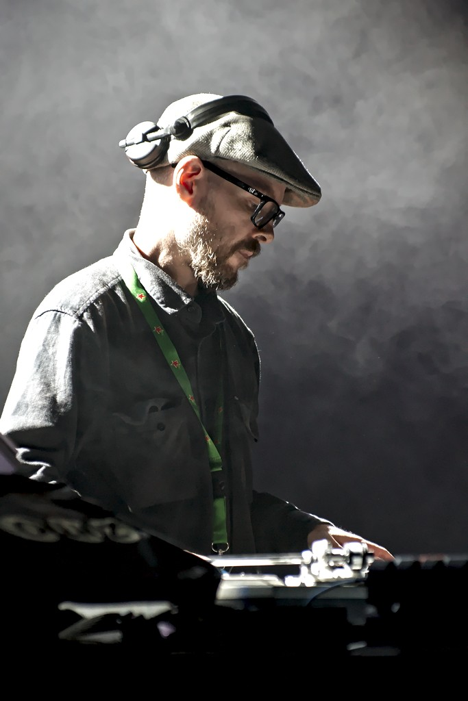 The Herbaliser DJ Set à Musicalarue 2017 - cc by-sa manu'pintor - août 17
