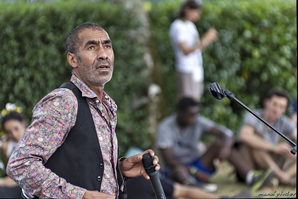 Khalid K à Musicalarue 2017 - cc by-sa manu'pintor - août 17