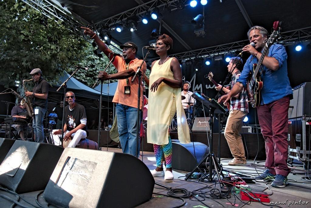 Cie Lubat à Musicalarue 2017 - cc by-sa manu'pintor - août 17