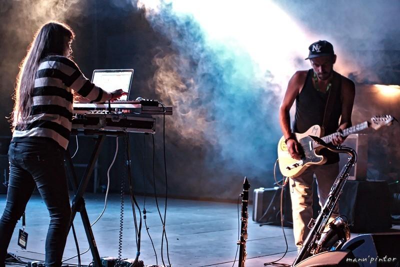 Malade(s) à Musicalarue 2017 - cc by-sa manu'pintor - août 17
