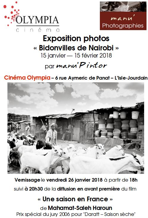 Flyer expo Nairobi 2018 Olympia