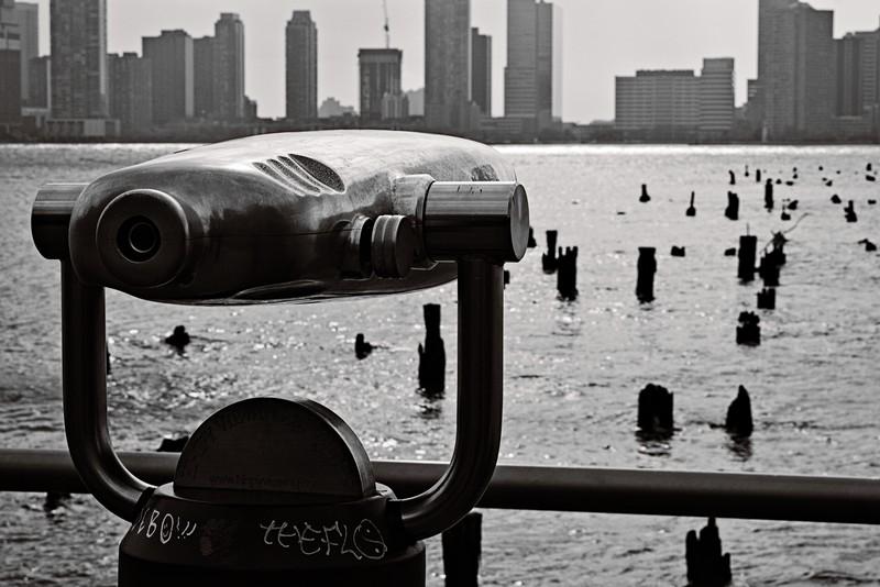 Hudson - cc by-sa manu'pintor - NYC avril 19