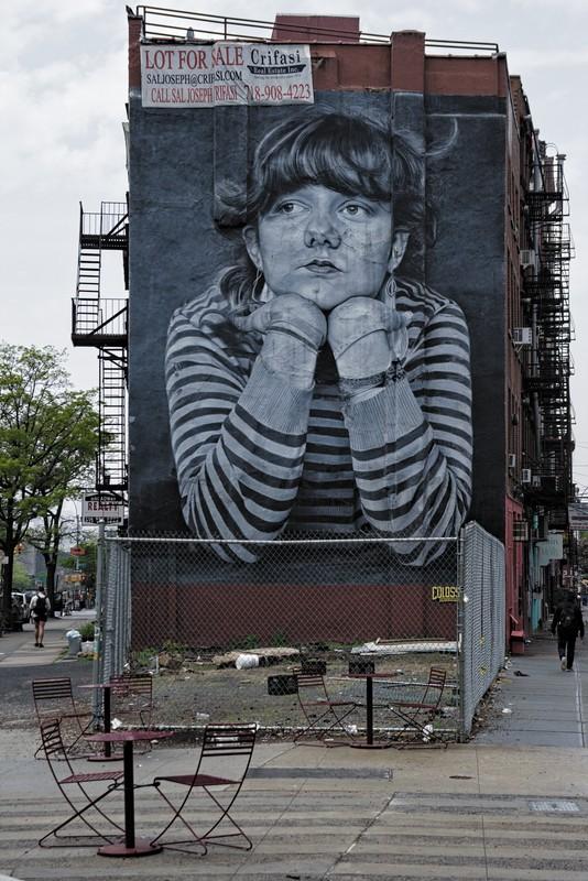 Brooklyn - cc by-sa manu'pintor - NYC avril 19