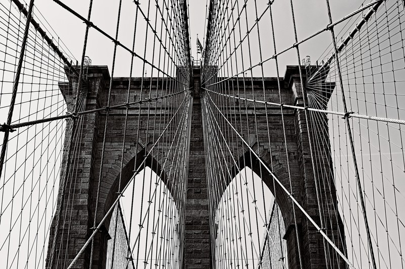 Brooklyn & East River - cc by-sa manu'pintor - août 18