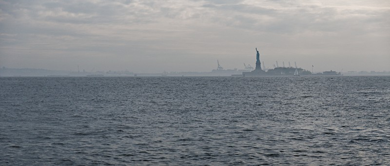Statue of Liberty - cc by-sa manu'pintor - NYC avril 19