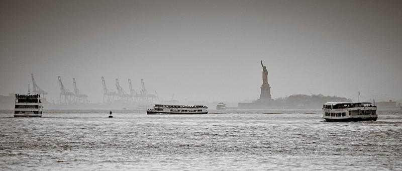 statue de la Liberté - cc by-sa manu'pintor - NYC avril 19