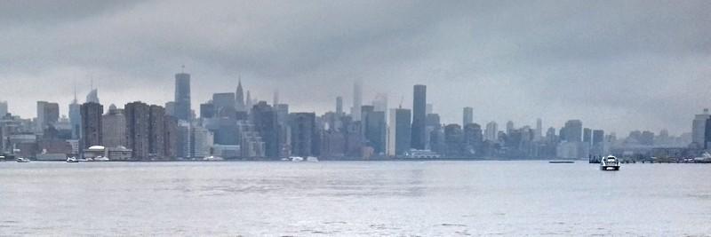 East River - cc by-sa manu'pintor - NYC avril 19