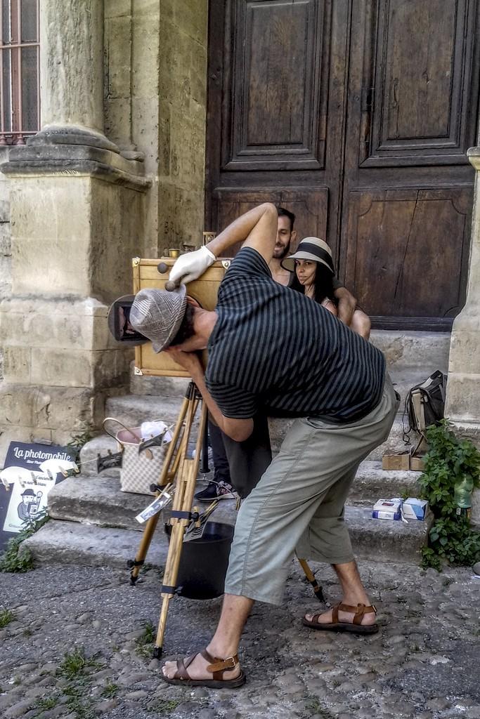 photographe de chambre - cc by-sa manu'pintor - Arles juil.20