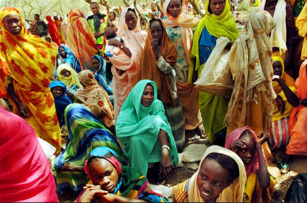 © Linsey Addario - Série Darfour et Sud Soudan