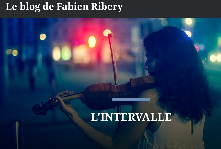 Blog Fabien Ribery